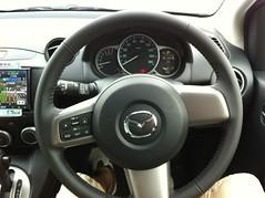 Mazda DEMIO (Mazda3) Skyactive