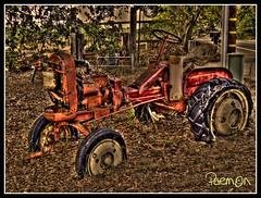 Better Day's (Paemon) Tags: california old b 2 summer 6 3 tractor beautiful k america t photography 1 j photo colorful day unitedstates y pacific o 10 d 5 farm g c sony w unitedstatesofamerica 4 n rusty 7 8 9 s x m h v f r e u rusted l p z centralcoast q westcoast hdr highdynamicrange digitalphotography nipomo photomatix a i dschx100v paemon