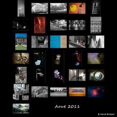 Projet 365, Aout 2011