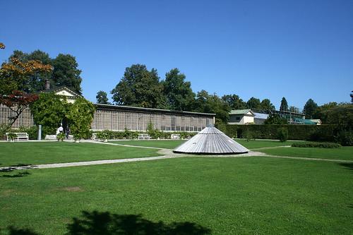 Geranienhaus