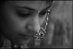 Bride (saish746) Tags: bihar patna teej blinkagain