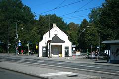 Warteraum - Kiosk Nymphenburger Straße - Westseite