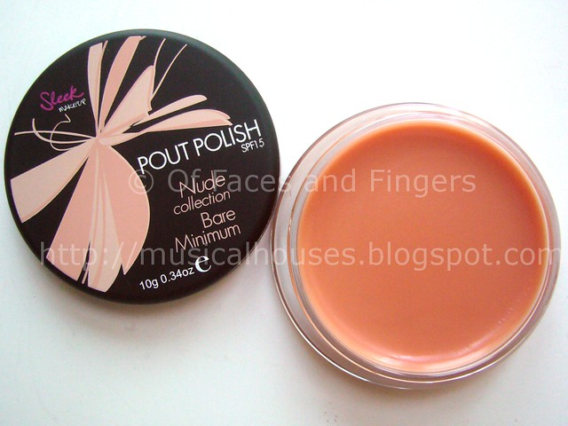 sleek bare minimum pout polish 2