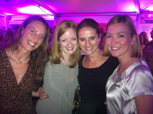 DLD World Cup Night - the girls