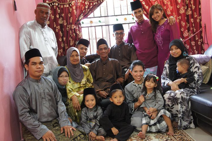 Luth's family