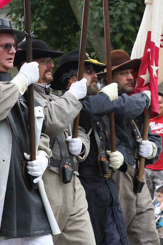 Sons of Confederate Labor Day 2011