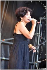 Sophia Charaï 14 (clodyus) Tags: france concert maroc monde chanson musique finistère crozon française charaï franaise sophiacharaï