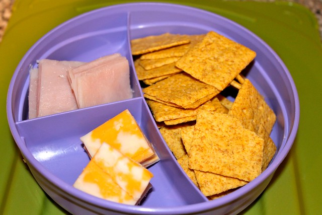 Natural Homemade Lunchables