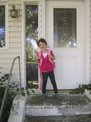 Lexi's First Day of School