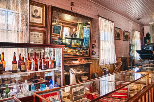 Museum at Bodie