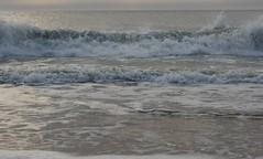 Ocean Morning (fauxto_digit) Tags: morning sea beach de sand foam rehoboth rehobeth rehobothbeachde rehobethbeachde