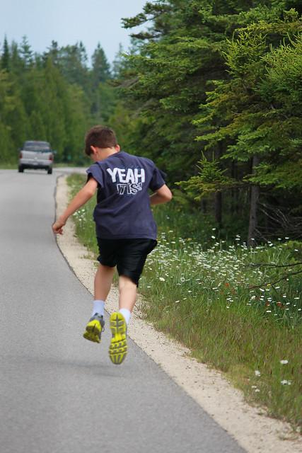 joey run 2