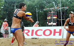 Nicole Branagh bumping to partner Angela Akers (USA) (Danny VB) Tags: world city canada men beach sports sport ball de nicole swatch athletic teams team sand women tour open jeep quebec ballon playa angie tournament reception volleyball athletes athlete angela plage volley challenge bump ville equipe volleybal branagh sillery volei mikasa pallavolo joueur sportif voleibol sportive 2011 fivb  bumping akers joueuse siatkwka tournois voleiboll volleybol volleyboll voleybol  lentopallo siatkowka vollei voleyboll silery palavolo volleibol volleiboll