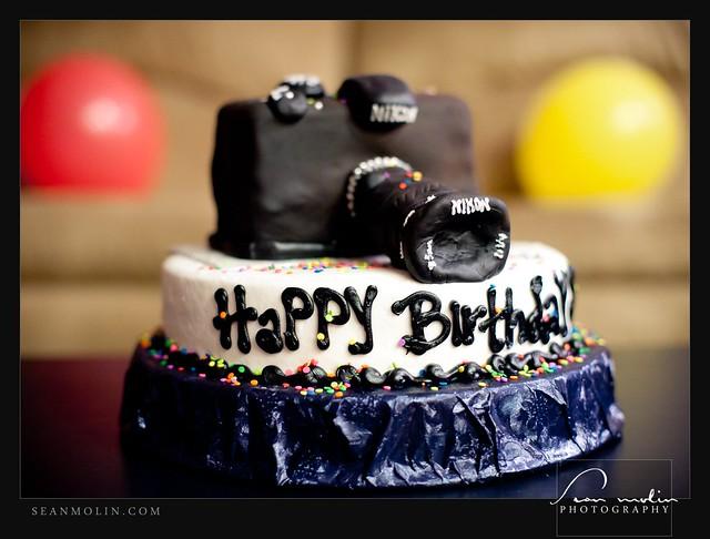 Nikon Happy Birthday 1