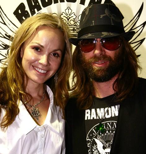 Shannon Larkin Wife