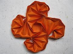 Manolo Polo's Galaxy (georigami) Tags: paper origami papel papiroflexia reverseengineering origamiforum