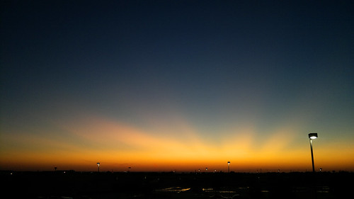 Twilight in Frisco, Texas by colette_noir