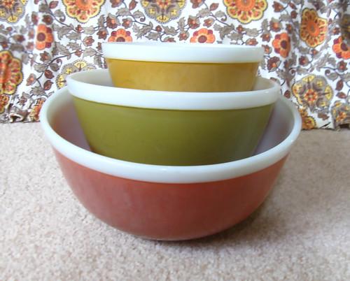 Americana Bowls
