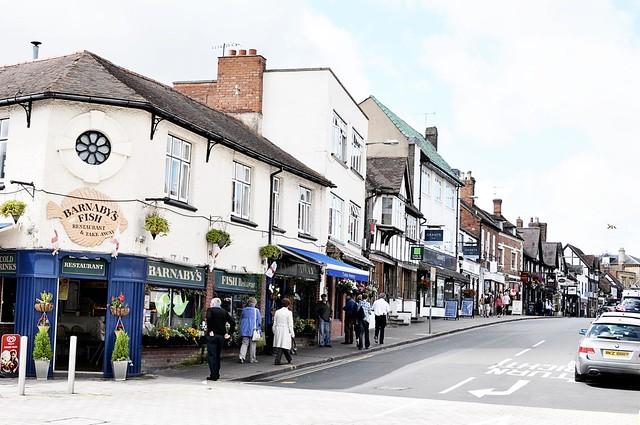 streets of stratford