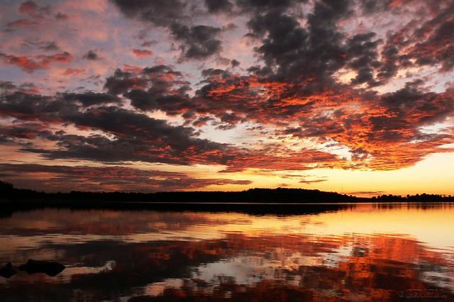 Evening Kaleidoscope