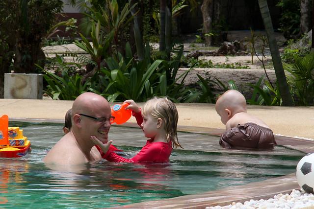Koh Samui swimming