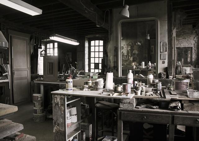 Peter Gabriëlse - studio -203