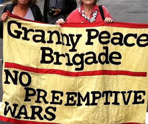 Grannys For Peace