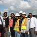 "Jobs Training Team<br /><span style=""font-size:0.8em;"">Graduates from DDOT's on the job training progam that now are emplyeed on the 11th Street Bridge project pose with DDOT Director Terry Bellamy and Chief Engineer Nick Nicholson.</span> • <a style=""font-size:0.8em;"" href=""https://www.flickr.com/photos/51922381@N08/6140873635/"" target=""_blank"">View on Flickr</a>"