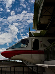 Monorail Monday VIII - Volume 2 (DugJax) Tags: monorail waltdisneyworld magickingdom monorailred efs1755mmf28isusm expressmonorail canonrebelt2i