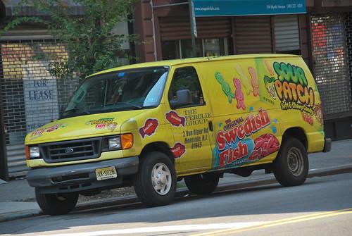 Candy Van