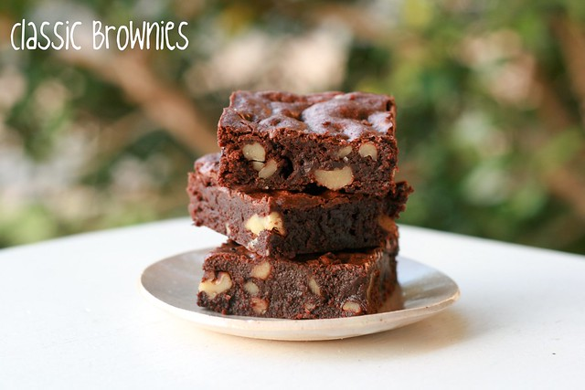 Classic Brownies - Tuesdays with Dorie