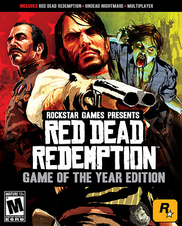 Rockstar Announces Game of the Year Edition of Red Dead Redemption