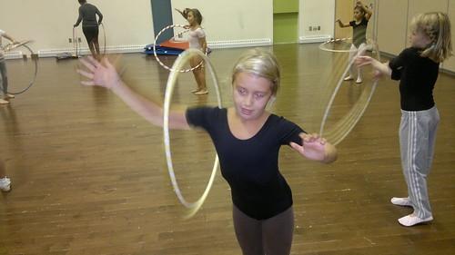 Chloe gymnastique rythmique by ngoldapple
