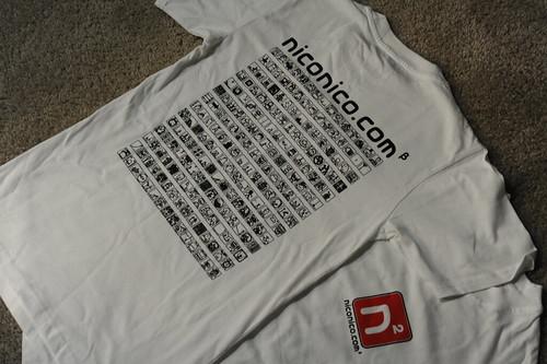 NicoDou T-shirt!