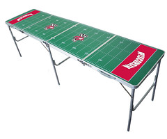 Wisconsin Tailgating, Camping & Pong Table