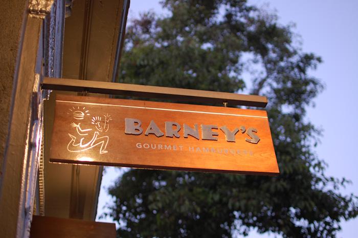 @ Barney's Gourmet Burgers