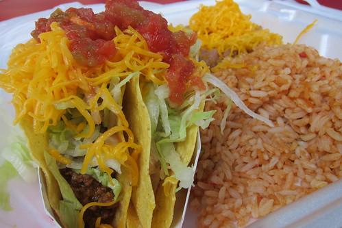 Farmers Market: Magee's, Gringo Taco