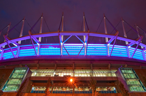 BC Place  by petetaylor