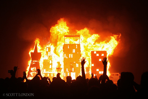 Burning Man 2010 - Photo by Scott London