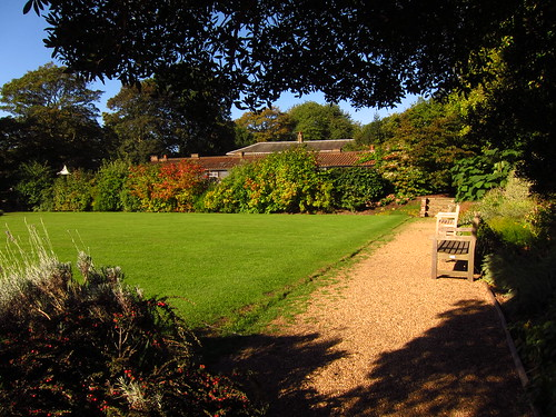 The Walled Garden at Kenwood House