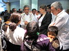 Helen Clark meets with beneficiaries in Chiapas