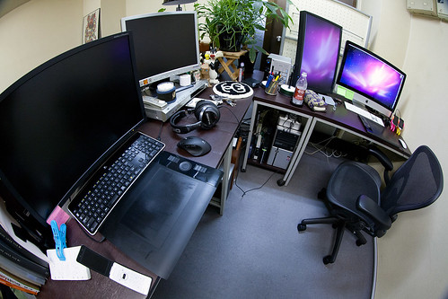 Android developer work space