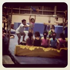 Gymnastics Class kanina.