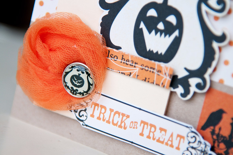 Trick or Treat card {detail}