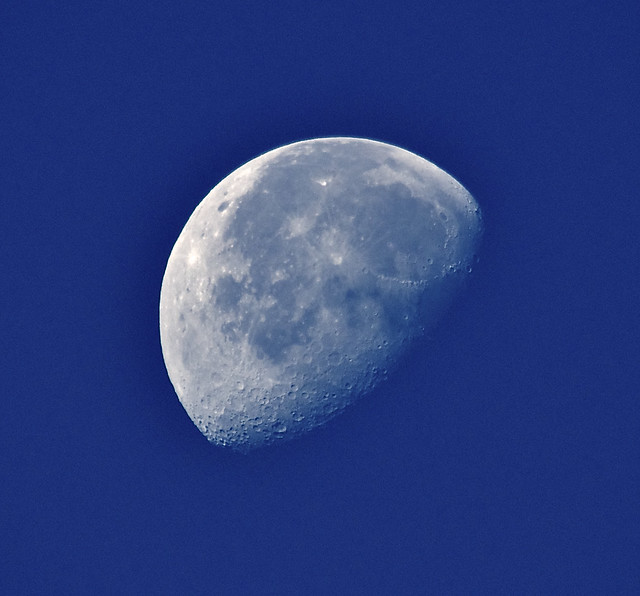 Todays Moon Waning Gibbous