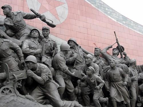 From flickr.com: North Korea {MID-247256}