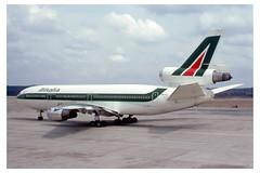 Alitalia DC-10-30 (clipperarctic) Tags: 707 747 iranair alitalia 737 southafrican 747sp
