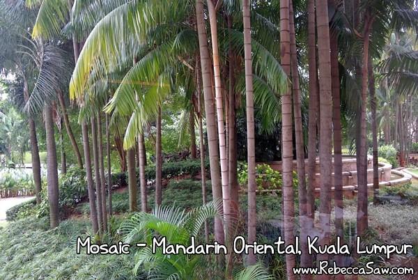 Mosaic- Mandarin Oriental, Kuala Lumpur-38