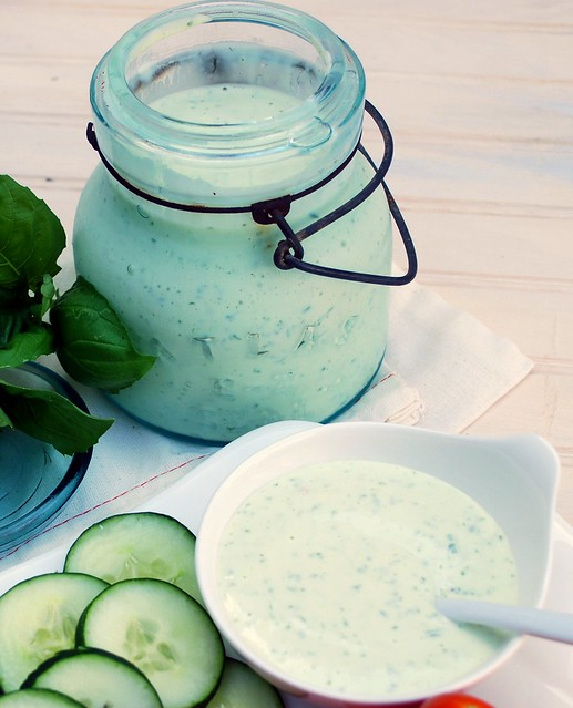 Herbed Ranch Dressing 2