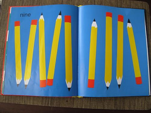 pencil book